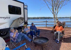 Leaders Camping Trip